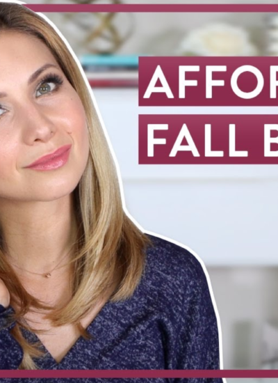 Fall AFFORDABLE Beauty 🍁