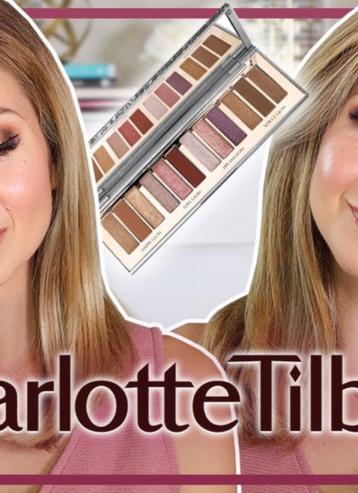 NEW CHARLOTTE TILBURY Bejeweled Eyes to Hypnotize Palette